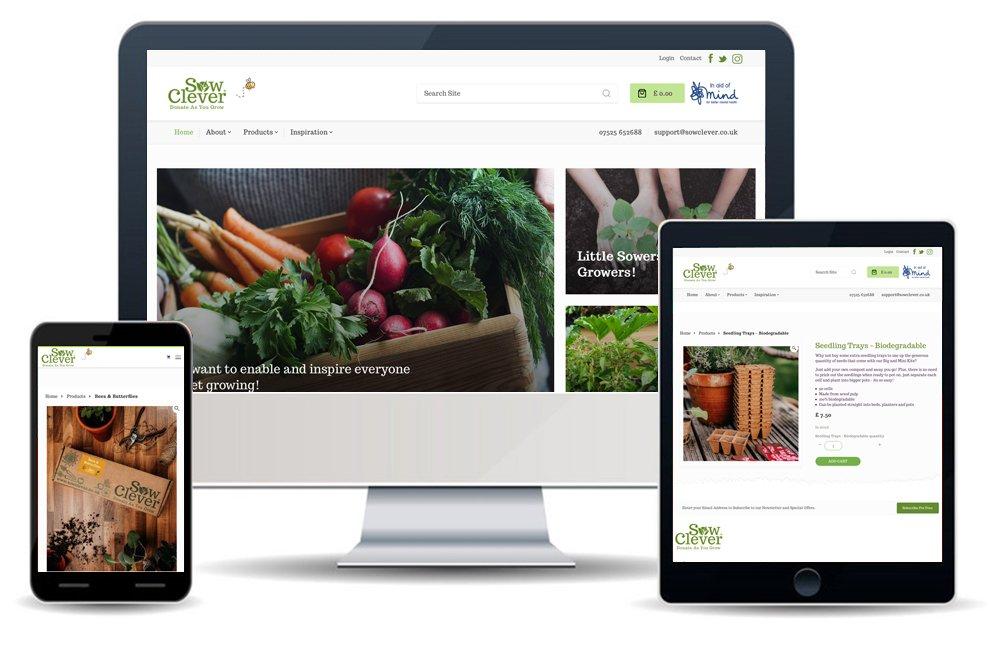 E Commerce Website Design Company Uk We Are Good Very Good